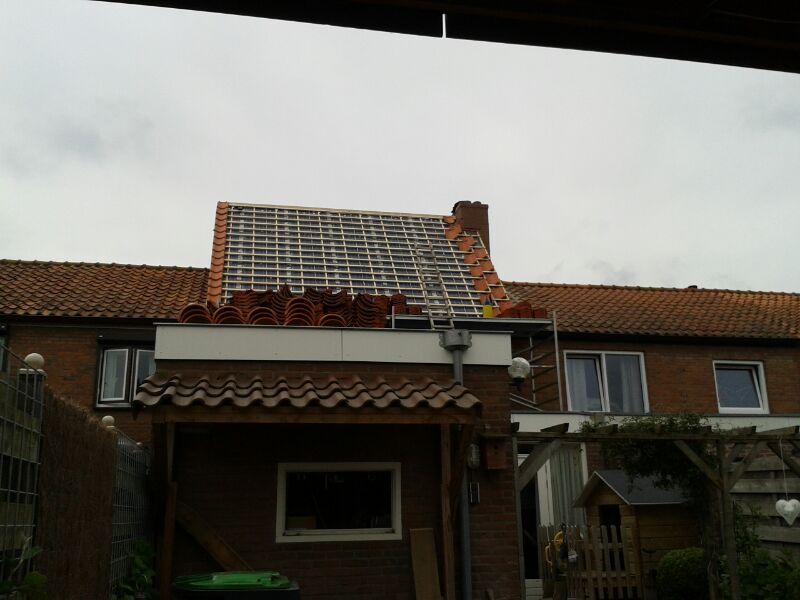 Ernsten Timmerwerk | Project dakopbouw
