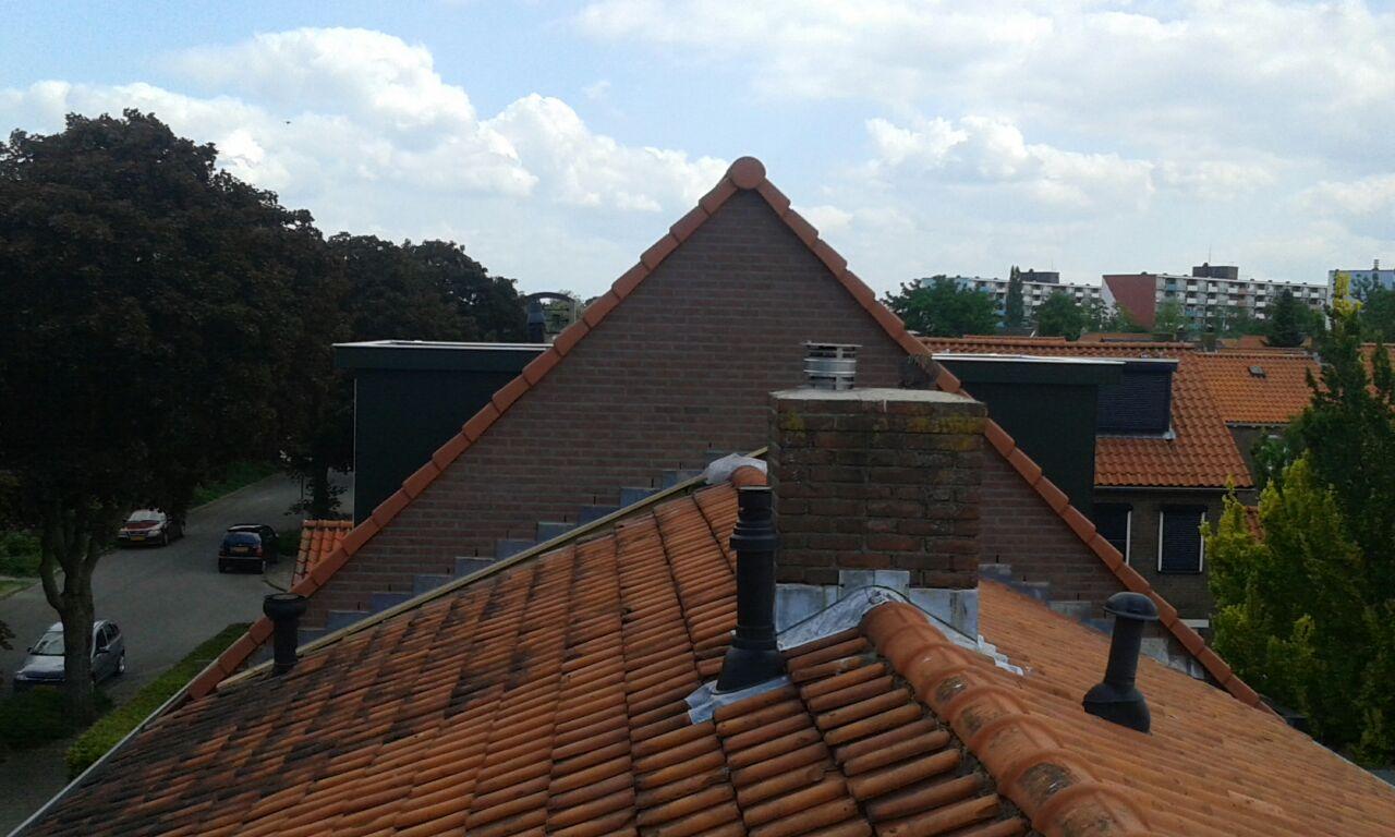 Ernsten Timmerwerk | Project dakopbouw hoekwoning