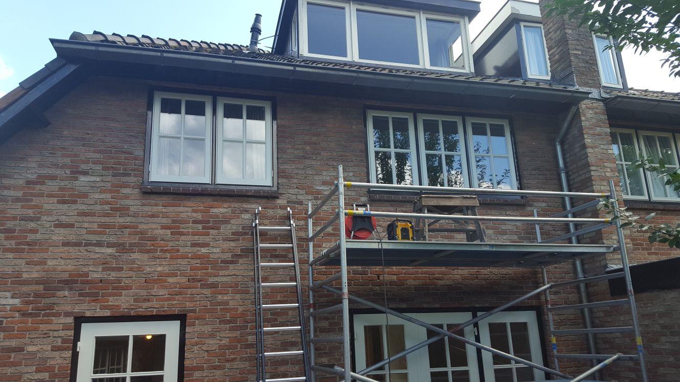 Ernsten Timmerwerk   Project onderhoud oud huis