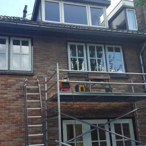 Ernsten Timmerwerk | Project onderhoud oud huis
