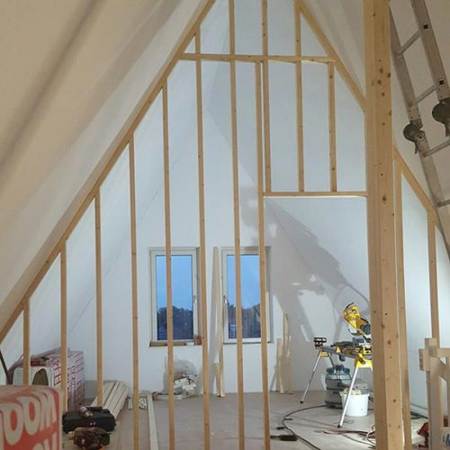 Ernsten Timmerwerk | Project zolderverbouwing