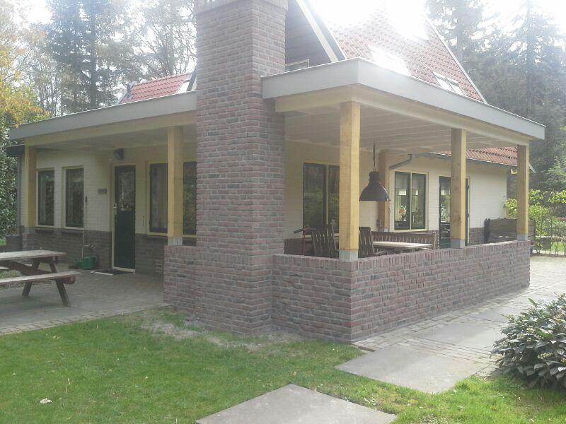Ernsten Timmerwerk | Project veranda